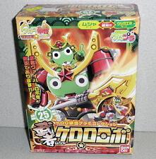 Bandai Japanese Anime MUSHA KERORD ROBO Model Kit #25 *Unbuilt in Box 2008