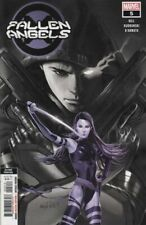 Fallen Angels No 5 (2020), 2nd PRINTING VARIANT COVER, NEW, NEW