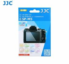 JJC GSP-M5 Ultra-thin Glass LCD Screen Protector for Canon EOS M5 Camera DSLR