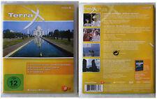 TERRA X (2) Echnaton/Romanow/Taj Mahal/Heilige Gral .. 4 x 45 Min. DVD OVP/NEU