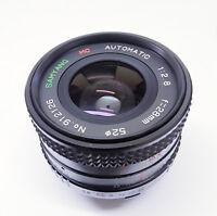 Samyang 28mm/f2.8 | Macro SLR Interchangeable Lens for Minolta (NEW!)