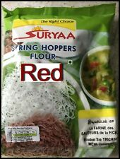 String Hoppers Red Rice Flour /Suryya -1Kg (Free UK Post)
