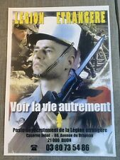 More details for french foreign legion recruitment posters