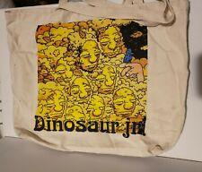 Dinosaur Jr I Bet on Sky Tote BAG rare vinyl cover shopping music cool w used CD