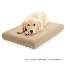Milliard Removable Waterproof Non-slip Dog Bed Replacement Cover