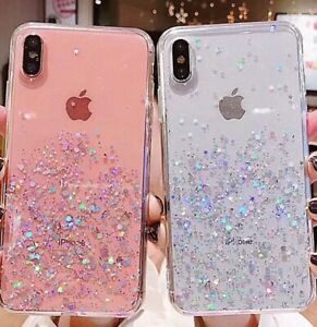 Luxury Glitter iPhone Case For iPhone(NO LOGO) X-XS,XS Max,XR 11,11 Pro11 ProMax