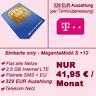 MagentaMobil S 329 € Auszahlung Sim Karte Telekom Handyvertrag bis 300 Mbit/s
