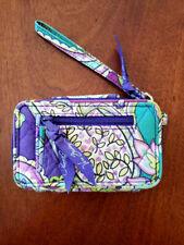 Vera Bradley Smartphone Wristlet Wallet in Heather 100% Cotton