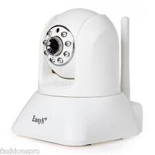 EasyN 187 IR-CUT Wireless IP Camera with Night Vision Support TF Card EU Plug