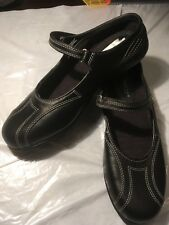 Kenneth Cole REACTION womens shoes MaryJane style/strap/TALBOTS/blk/ sz 6 NEW!