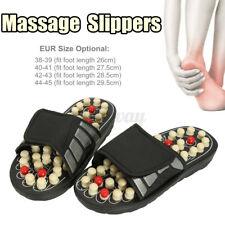 1 Pair Foot Massage Slipper Acupressure Feet Acupuncture Shoes Health Sandals