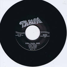 MARI JONES - RIBA DABA DOO + RAVON DARNELL - CHICKEN LITTLE (Wild Black Rockers)