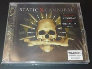 Cannibal by Static-X  CD