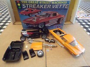 "Vintage ""BUILT"" '67 Vette Model  Junkyard, for parts or repair  #1-3703"