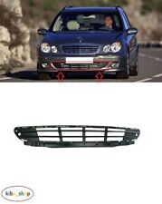 MERCEDES C-CLASS W203 2004 - 2007 NEW FRONT BUMPER CENTER LOWER GRILLE GRILL