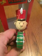Peanuts - Charlie Brown Christmas Ornament by Kurt Adler