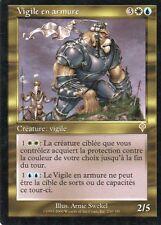MTG Magic - Invasion - Vigile en armure  - Rare VF