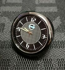 For Volvo Car Clock Refit Interior Luminous Electronic Quartz Ornaments Gift (Fits: Volvo 940)
