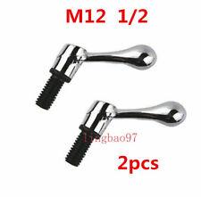 2pcs Milling Machine Head Table Lock Bolt Handle M12 Fit Bridgeport Mill Parts