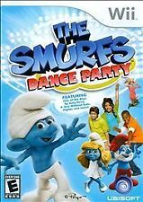 NEW Wii Game The Smurfs: Dance Party  (Wii, 2011)