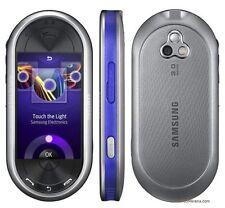 Samsung GT M7600 BEAT DJ BLUE - unlocked phone 3G 4BAND 3,2MP Radio TOUCH MP3