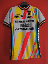 Maillot cycliste Ideal Auto DINAN Cycles Gauthier VCD Vintage 70'S Vélo - 2