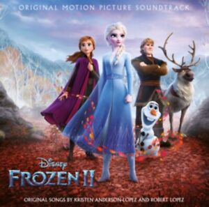 ORIGINAL SOUNDTRACK Frozen 2 CD NEW & SEALED