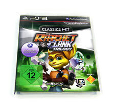 PS3 The Ratchet & Clank Trilogy | Playstation 3 | Komplett | Guter Zustand