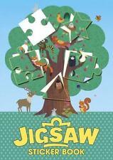 Jigsaw Sticker Book (2017, Paperback)
