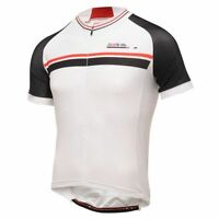 Dare 2b DMT111 Mens AEP Circuit S/s Cycling Jersey White 2XL-3XL RRP £69.99