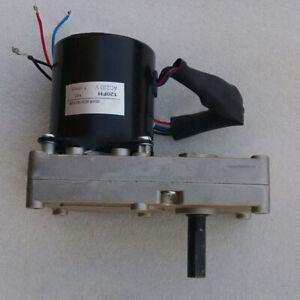 120FH Synchron Motor AC 220V 1/1.5RPM Getriebemotor CW/CCW Langsamläufer Motor