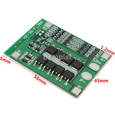 3S 11.1V 12.6V 25A W/Balance 18650 Lithium Battery PCB Protection Board FR
