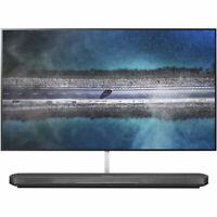 """LG SIGNATURE OLED77W9P 77"""" Class HDR 4K UHD Smart OLED TV - OLED77W9PUA"""