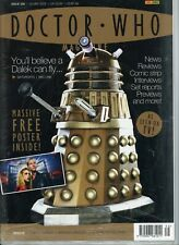 Dr Doctor Who Magazine #356 May 2005 Dalek Cover - Sealed with Poster