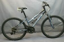"1998 Giant Boulder MTB Bike 14.5"" Small Hardtail Shimano Cromoly Steel Charity!"