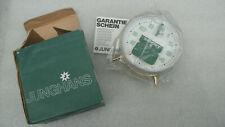 Vintage New Old Stock Junghans Alarm Clock