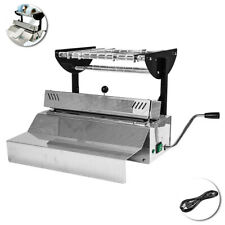 110V Dental Lab Equipment Autoclave Sterilization Handpiece Heat Sealing Machine