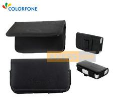 Etui Pochette Extensible BLACK HOLDER Noir compatible WIKO Riff 2