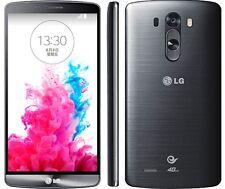 "LG D850 G3 AT&T-""UNLOCKED"" 32GB 4G LTE 3GB RAM Black. *9/10 CONDITION*"