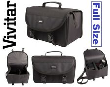 Versatile Photo/Video Camera Bag Case For Sony NEX-5 NEX-6 NEX-7 NEX-F3 NEX-3