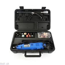 40PCS/Set Mini Drill Grinder Engraver Polisher Rotary Tool Kit 6 Variable Speed