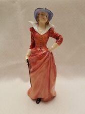Rare Vintage Royal Doulton Figurine Marianne # Hn 2074 Good Condition