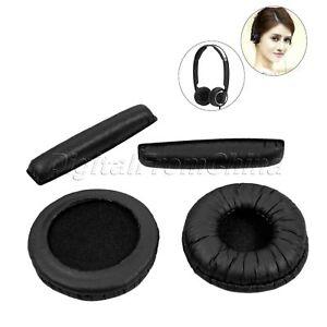 Ear Pads + Headband Cushions for Sennheiser PX100 PX200 PXC150 PXC250 Headphones