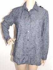 Regular Size 100% Cotton Paisley Tops & Blouses for Women