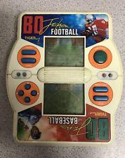 New ListingVintage 1990 Bo Jackson Football Baseball Tiger Electronics Hand Held Game Read