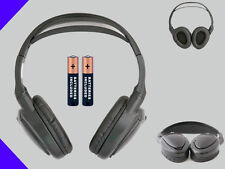 1 Wireless DVD Headset for Nissan Vehicles : New Headphone w/ Cushion Band