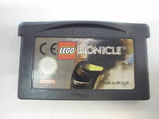 Nintendo Game Boy Advance GBA  Lego Bionicle