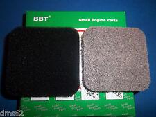 BBT INNER & OUTER AIR FILTERS FIT STIHL BG72 BG75 HS80 FS85 FS80 14077 14076 BTT