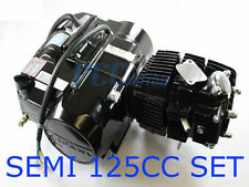 NEW SEMI AUTO LIFAN 125CC Motor Engine XR50 CRF50 70 CT70 SDG SSR 125 V EN21-SET