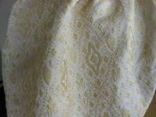 "Gold Metallic Chinese Silk Brocade Jacquard 45"" By the Yard NEW LOWER PRICE!"